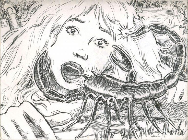176-Scorpion